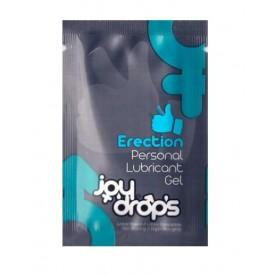 Возбуждающая мужская смазка JoyDrops Erection - 5 мл.